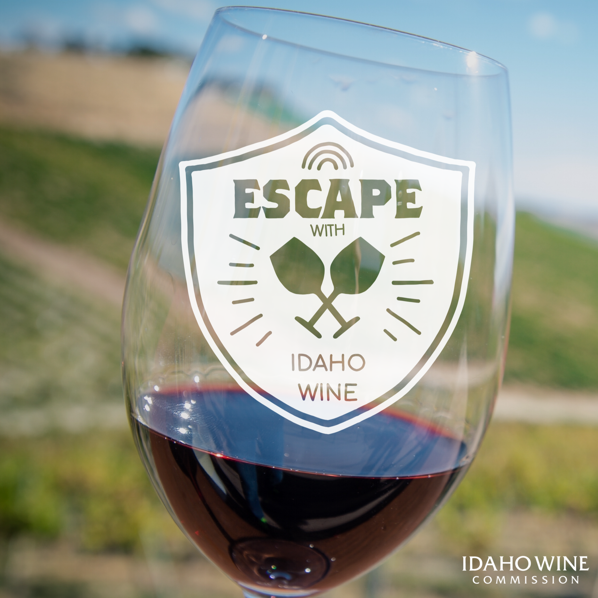 Escape With Idaho Wine