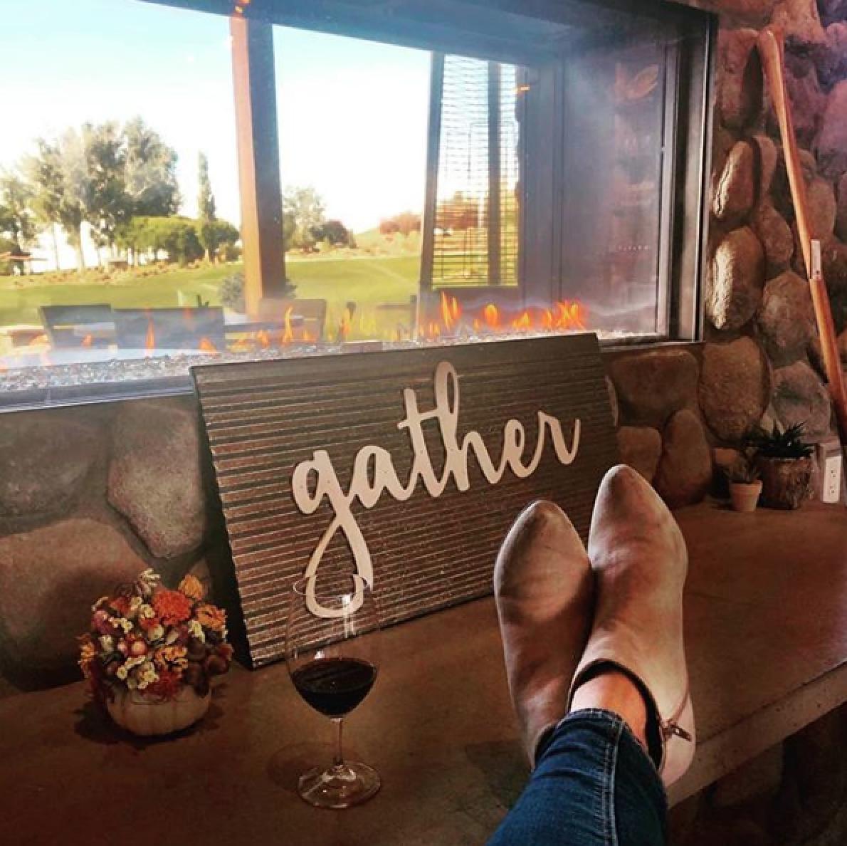 Gather at an Idaho Winery Today